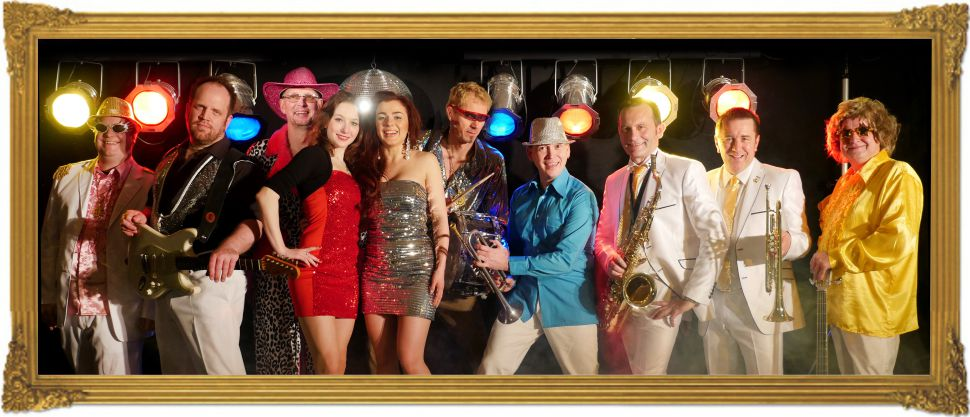 Disco Kings Showband Bandfoto
